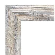 us art frames 5x15 distressed white 2 75 inch solid wood picture poster frames
