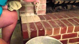 Cheap Fireplace Makeover Ideas Brick Fireplace Makeover Youtube