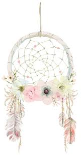 Boho Dream Catcher Png