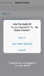 connecting to game center throne rush