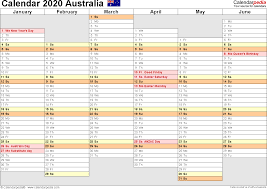 2020 monthly planner template australia calendar 2020 free printable word templates