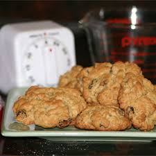 Drop dough by heaping teaspoonfuls onto lightly greased cookie sheets. Wwii Oatmeal Molasses Cookies Recipe Allrecipes