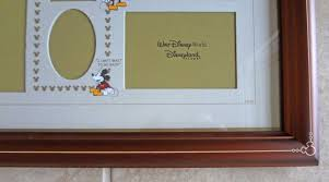 disney picture frame photo collage frame our disney vacation new display no box 1899362320