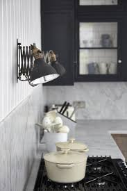 Industrial Style Kitchen Lights 11 Best Industrial Style Black Sconces For The Kitchen Remodelista