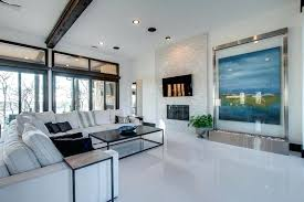 white porcelain tile floor. Marble Floor Design Pictures Living Room Modern With White Panel Fireplace And Porcelain Tile Flooring Beautiful Rooms Interior Designing Idea Li