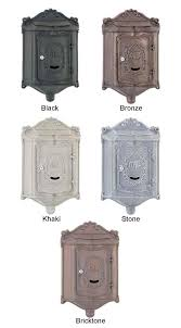 unique residential mailboxes. Best Design Of Wall Mount Mailboxes For Outoor Decorating Ideas: Unique Residential