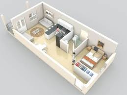 One Bedroom Apartment Plan Very Small One Bedroom Apartment Plan 4 Bedroom  Luxury Apartment Floor Plans .