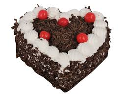 heart shape block forest send gifts to hyderabad from usa gifts to hyderabad india same day delivery birthday gifts delivery in hyderabad