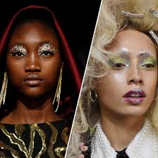 london fashion week fall 2019 the best hair and makeup from the runways