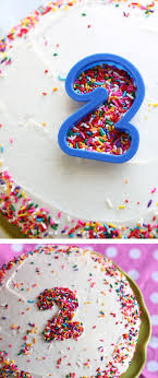 Decorating With Sprinkles 17 Best Ideas About Sprinkle Cakes On Pinterest Sprinkle