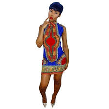 African Pattern Dress Classy African Pattern Dress Amazon