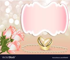 Wedding Theme Background