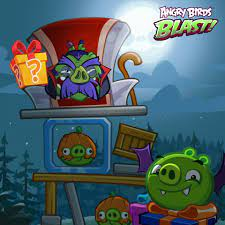 Have you already collected your daily... - Angry Birds Blast