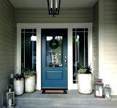 Exterior door painting ideas Farmhouse Entry Door Colors Exterior Front Door Colors Exterior Front Door Color Tempest Star Blue Want Entry Door Colors Mokanfingerprintinfo Entry Door Colors Best Colored Front Doors Ideas On Exterior Door