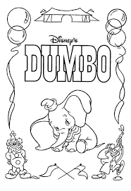 Small Picture 104 best Disney Dumbo Coloring Pages images on Pinterest