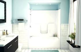 showers bath and shower combinations bathtub combo corner small bathroom large size of within trendy