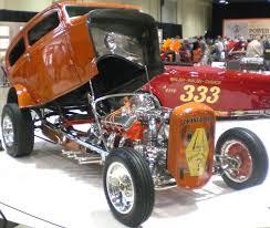 Orange Crate Show Car | 32 Ford 'Bob Tindle Orange Crate' Hiboy ...
