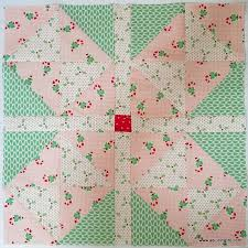 More Hope Chest Quilt Blocks | A Quilting Life - a quilt blog & She is also using different prints for the backgrounds which I love...and  she is sometimes using more than one background in a block...there are so  many ... Adamdwight.com