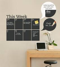 Would Love This For The Classroom Chalkboard Calendar
