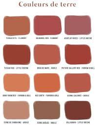Terra Cotta Color Chart Terracotta Paint Color Kitchen Red Colour Asian Colours Deep