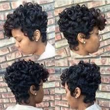 Femmes Noir Court Marron Frontcurly Coiffure Perruques De Cheveux Humains Pour Les Femmes Noires Perruque 810