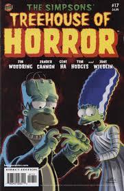 Bart Simpsonu0027s Treehouse Of Horror 15Bart Treehouse Of Horror
