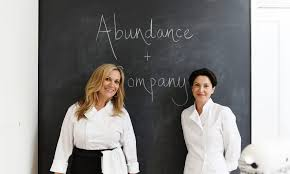 Meet Claudine Watt and Dana Kotler of ABUNDANCE + COMPANY in Santa ...