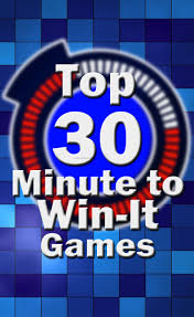 top 30 minute to win it for s kids teens plus the budget t