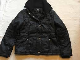 daqipeng las light puffy jacket size xl black 4 used