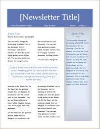 professional newsletter templates for word employee newsletter template download at http wordtemplatesbundle
