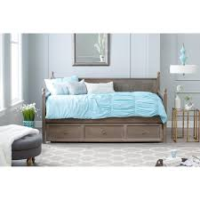 Belham Living Casey Daybed - Washed Gray | from hayneedle.com