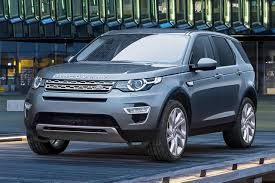 land rover discovery sport 2015. 2016 land rover discovery sport hse lux 4dr suv exterior shown 2015