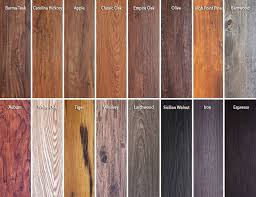 luxury vinyl flooring planks with wood grain look require no adhesive and are easy to install