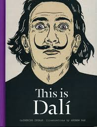 this is salvador dali