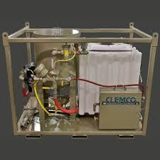 Clemco Industries Blast Cabinets Stationary Wet Blasting Machine Manual Injector Wetblast