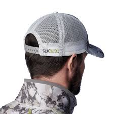 ... Ball Cap, Offset Mesh ...