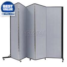 office panels dividers. Screenflex® - Simplex Mobile Room Dividers Office Panels S