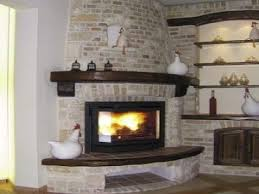 new corner fireplace designs photos cool ideas