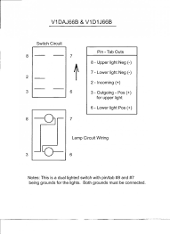 lighted rocker switch wiring diagram throughout deconstruct rocker wiring diagram lighted rocker switch wiring diagram