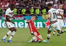 โปรตุเกส' รัว 3 เม็ดท้ายเกมดับซ่า 'ฮังการี' 3-0 'เกร์เรโร่' เปิด 'โด้'  กดอีก 2 ตุง
