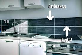 Credence Adhesive Pour Cuisine Pose Credence Adhesive Cuisine Ikea