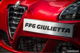 alfa romeo giulietta fast and furious 6. Modren Furious Alfa Romeo Anuncia Giulietta Fast U0026 Furious 6 Limited Edition And