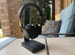 <b>Cooler Master</b> GS750 <b>headset</b> stand review: The definition of bang ...