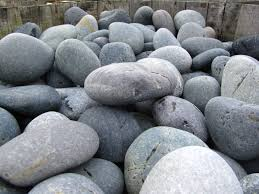 Large decorative rocks Pebbles Black Mexican Pebbles Pavingstone Supply Decorative Rock Gravels Pavingstone Supply Pavingstone Supply