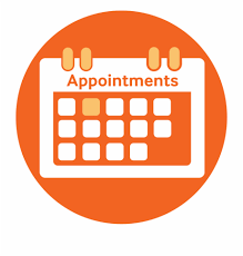 Appointment Circle - Calendar Red Icon | Transparent PNG Download #3720816  - Vippng