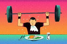 eat before or after a workout