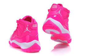 jordan shoes for girls pink and white. womens-size-air-jordan-11-gs-high-tops- jordan shoes for girls pink and white r