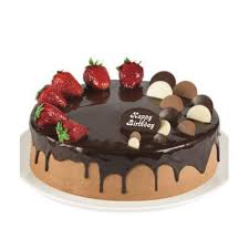 double chocolate strawberry cake send birthday gifts to melbourne