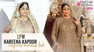 kareena kapoor khan inspired makeup look with lakme strobeandshine ft clista nykaa you
