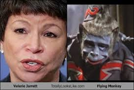 Valerie Jarrett Totally Looks Like Flying Monkey. Favorite. Valerie Jarrett Totally Looks Like Flying Monkey. By dstur1234 - hC581FDA5